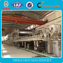 carton paper making machine,grey board paper making machine production line
