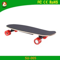 206 Factory direct electric skate board 4 wheels long board remote control