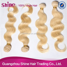 Unprocessed virgin human hair factory price human hair weaving 100 european remy virgin human hair weft