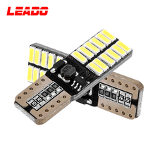Auto 194 Dashboard Bulb SMD Light Canbus LED T10