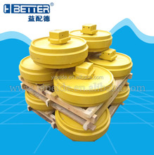 E325 idler spare parts ,cater excavator undercarriage spare parts