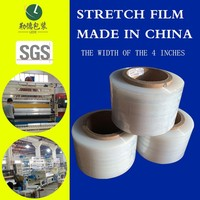500mm Wrap Stretch Film , PE packing film, china stretch film