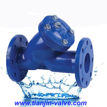 Professional y-strainer factory supply good quality y strainer prices from Tianjin Lituo