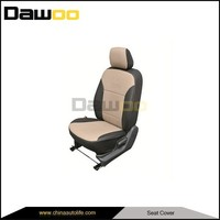 zabra print comfortable auto car seat cover