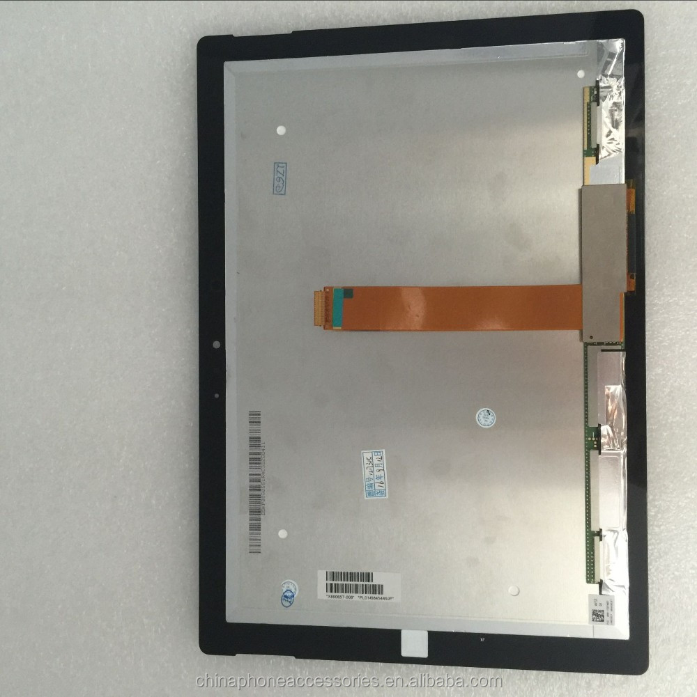 Original Laptop LCD Screen Panel with Digitizer Touch Screen Assembly for Microsoft Surface RT3 1645