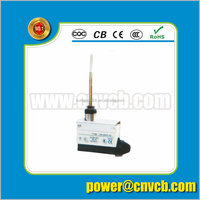 AZ-7166 Panel mount cross roller plunger type China Supplier/MicroLimit Switch roller plunger type/ safety Limit Switch