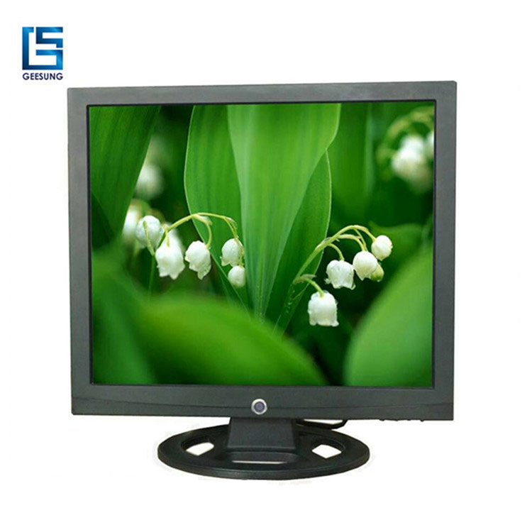 2017 17 inch touch screen monitor/cheap touch screen monitor with high resolution TM-1701