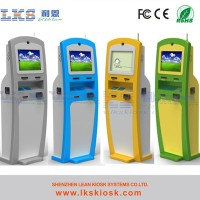 ShenZhen Kiosk Hotel Touch Screen Kiosk Small Kiosk