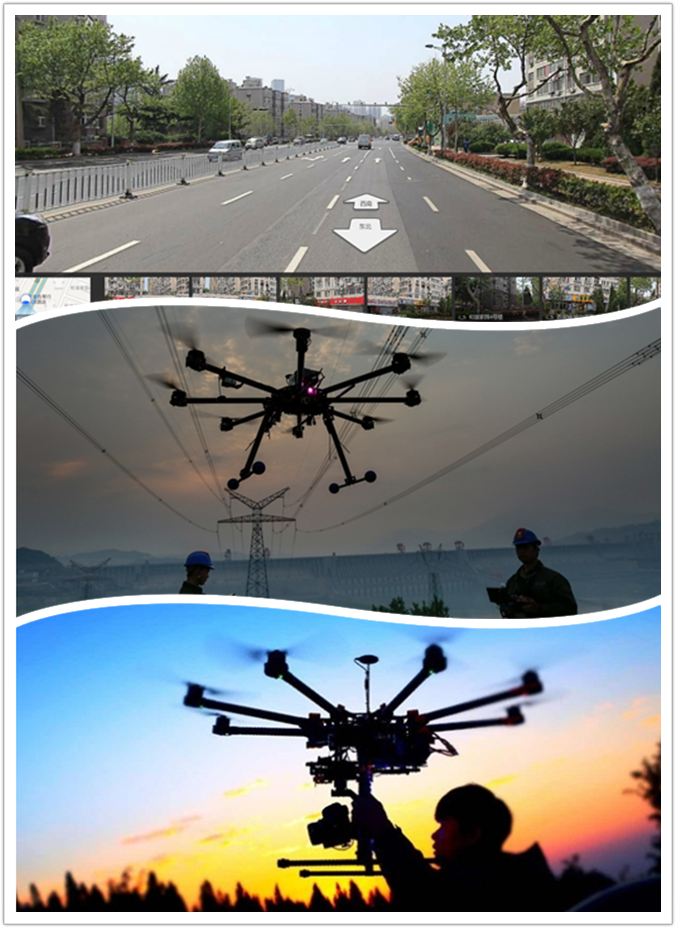 Professional camera drone,high quality drone UAV with HD camera and GPS