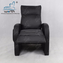 Discount sale beauty lash extension furniture reclining pedicure sofa chair