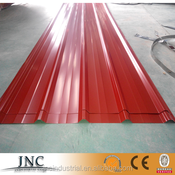 cheap price color coated metal roofing sheets building materials