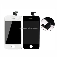 AAA Quality No Dead Pixel LCD Display Screen For Apple iPhone 4 4S LCD Replacement With Touch Digitizer Assembly