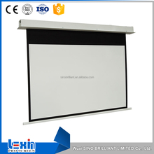 Reasonable price ceiling built-in screen automatic projection