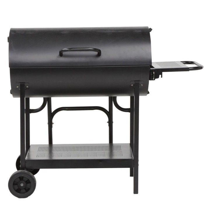 Tesco Portable Charcoal Kettle Bbq Selected Material Barbecues