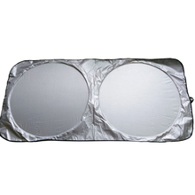 ront Windshield Shades Type and taffeta Material custom design car sunshade