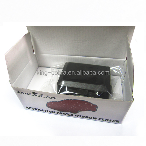 Universal car power window closer 4 windows