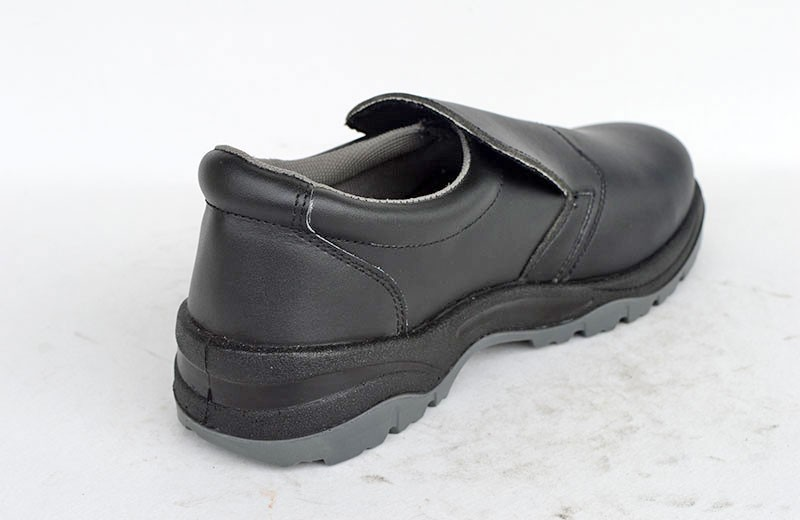Loveslf wholesale cow leather safety shoes mens casual shoes