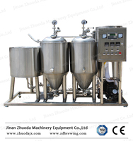 Small beer machine home brewery equipment mini beer brewing equipment for pub