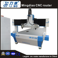 Libo double heads cnc woodworking router,cnc router 2 head LBM-2D-1638
