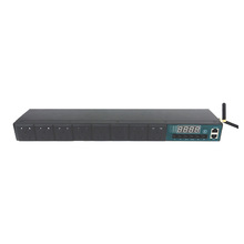 19'' Smart PDU with network remote control environment monitoring