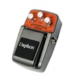 Daphon Musical instruments guitar pedal distortion E20DS with alumium casing