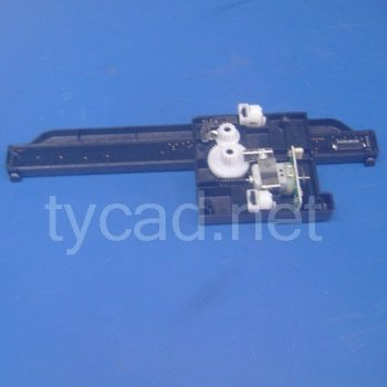 Flatbed scanner assembly CB376-67901 for the LaserJet M1005 MFP