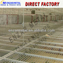 Steel Grating Safety Cover, Grass Grating