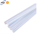 B17 7mm 11mm solid plastic glue stick eva transparent hot melt glue sticks