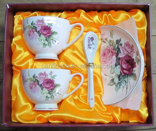2015 NEW STYLE eco-friendly crystal tea set