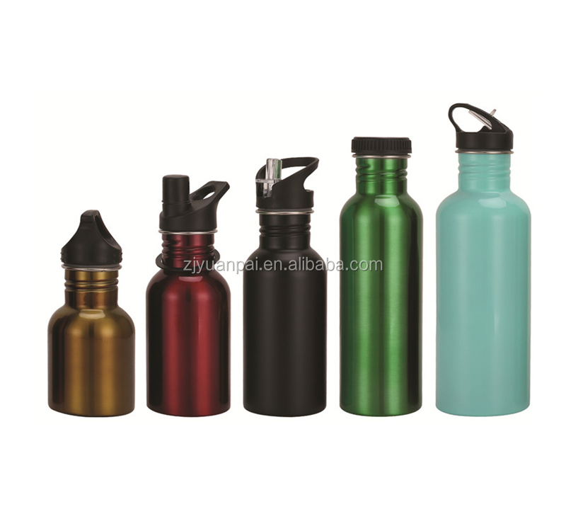 FDA certification stainless steel water sports rides sports drinks sports water bottle
