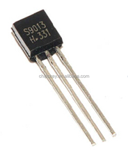 S9013 TO-92 0.5A/25V NPN power transistors