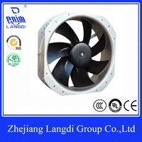 DC Brushless Motor 48V Axial Flow Fan