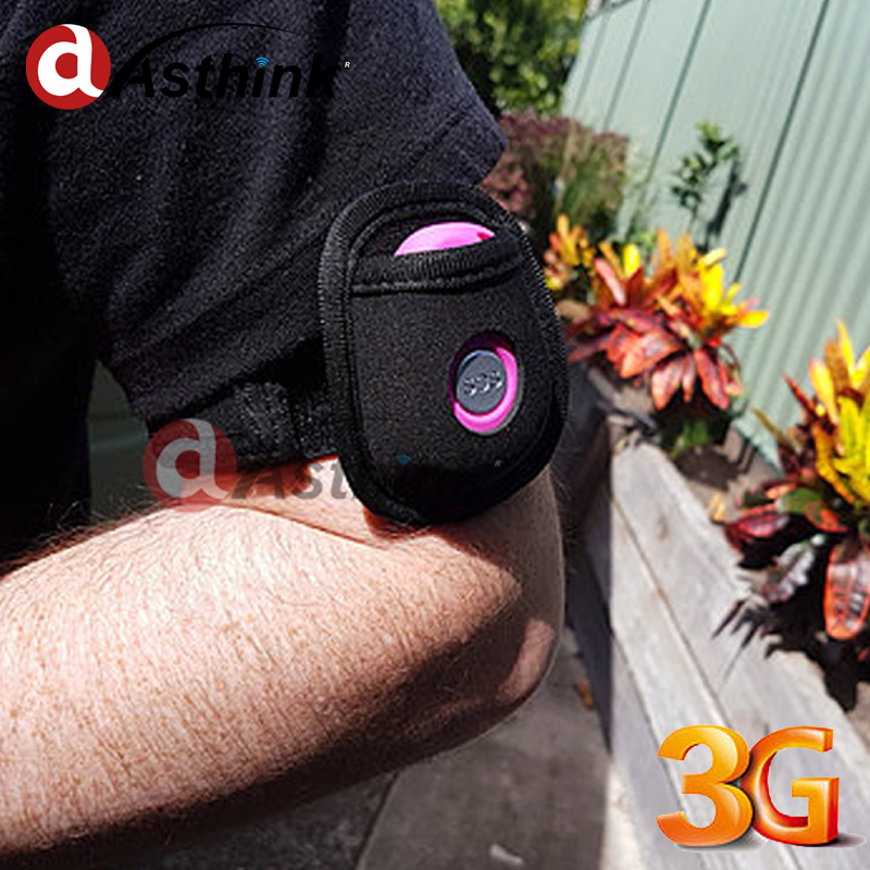 3G(WCDMA) Tracker Quad band gsm/gprs motorcycle gps navigator Exported to Worldwide