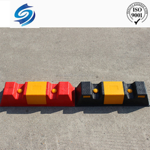 trailer tire urethane pu wheel chock chocks