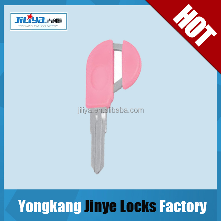 top sale high class smart metal steel brass nickel plated door hotel motor car key blanks wholesale