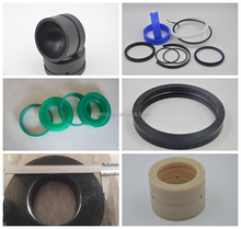 Factory production Putzmeister PM SANY Zoomlion concrete pump spare parts (seal kit,ball socket, piston delivery, thrust ring )