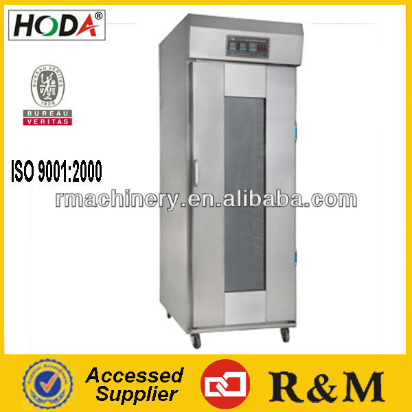 ISO 1 Trolley Ferment Proofer Facility Machinery Equipment Restaurant