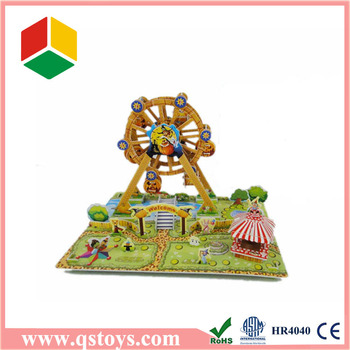 3d jigsaw puzzle game for kids
