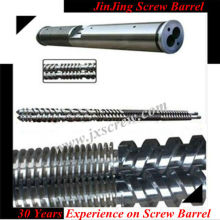 Hot Feed/Cool Feed Rubber Screw Barrel for Rubber Machine