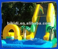 inflatable slide combo,water slide inflatable
