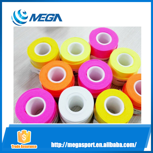 Non-Slip Tacky OEM Tennis Racket Overgrips and Badminton Grip