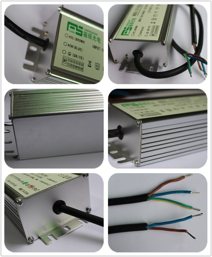 Wholesale China high power 100w taurus waterproof ip67 dimmable led driver 70v for outdoor lighting