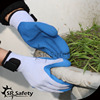 SRSAFETY buckle work medical latex gloves