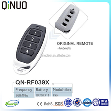 4 channels universal car alarm automatic gate remote control for sale