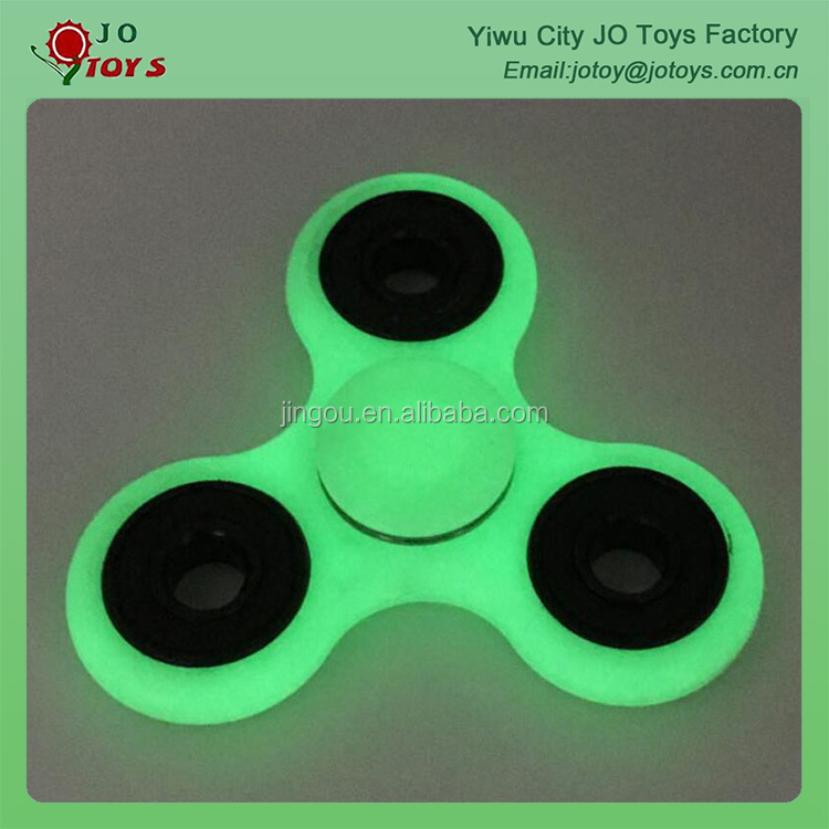 Glow In The Dark Hand Spinner Toys