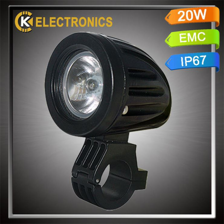 Top quality factory price 6063 alloy DC24V sport health 10w led work light