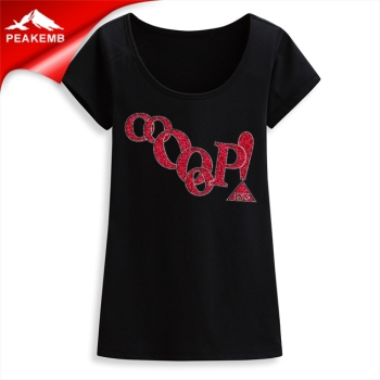 Custom Glitter Heat Transfer Vinyl  Iron on T-shirt