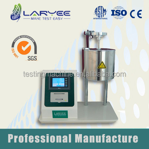 ISO Qualified XNR-400D Price Plastic Melt Flow Index Tester