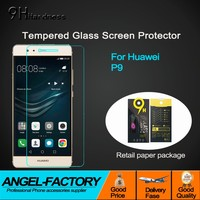 New Arrival! Tempered Glass Screen Protector for Huawei P9
