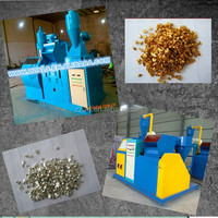 Best Choice!!! recycling rate can reached 99.99% scrap wire granulator